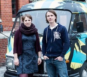 Around the World Ticket Experten Frauke & Henning Manninga