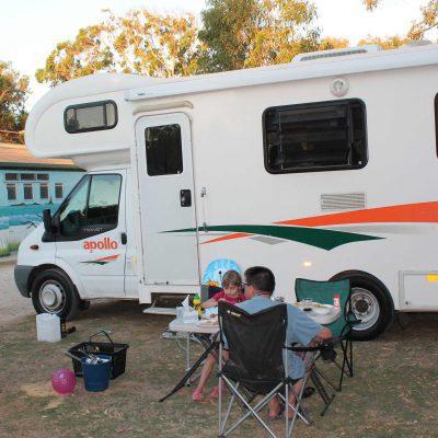Australien Campingwaagen