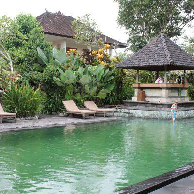 Bali mit Kind