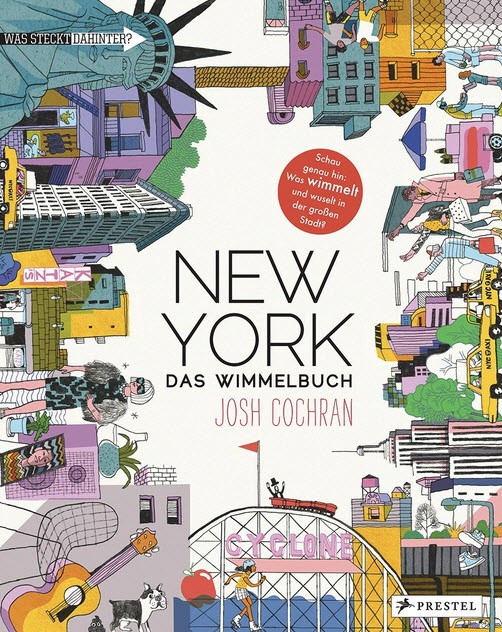 New York Kinderbuch