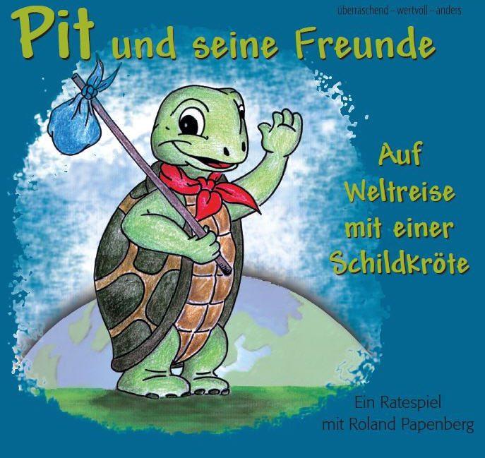 Kinderbuch Weltreise