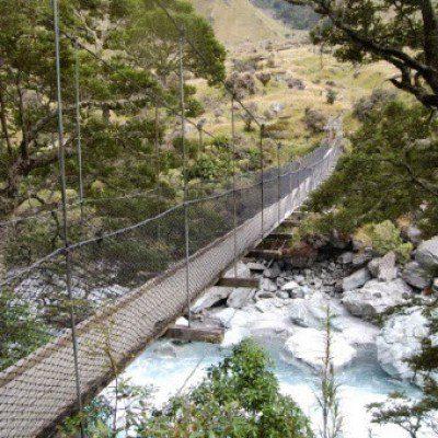 Neuseeland, Haengebruecke
