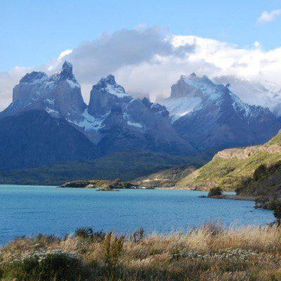 Chile mit Bergen