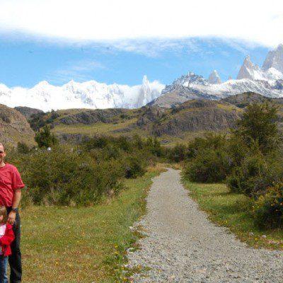 Argentinien Berge