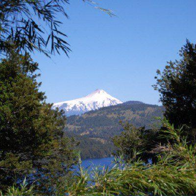Vulkan in Chile