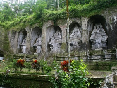 Tempel in Gunung Kawi