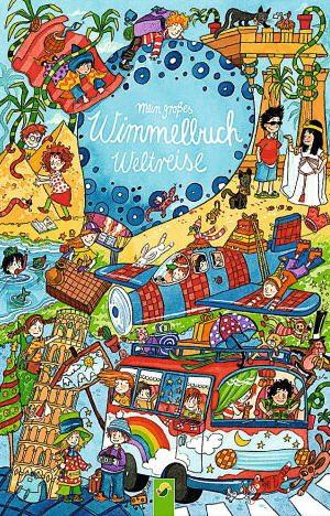 Wimmelbuch Weltreise