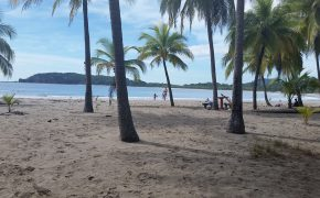 Der Traumstrand - Playa Carillo