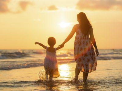 Lanzeitreisen mit Kindern