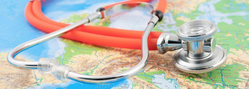 Gesundheit - Reiseapotheke