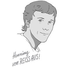 Around the World Ticket-Experte Henning von REISS AUS!