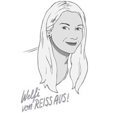 Around the World Ticket-Expertin Welfi von REISS AUS!