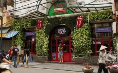 Hanoi Rocks Hostel