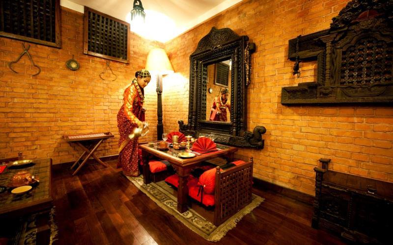 The Dwarikas Hotel