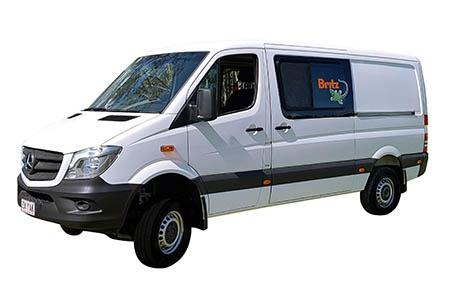 Britz 4WD ScoutCamper