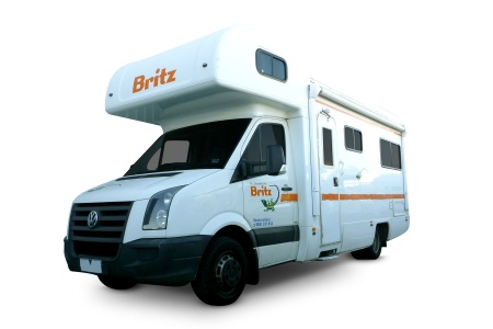 Britz Frontier Camper