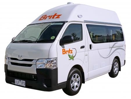 Britz Hitop Camper