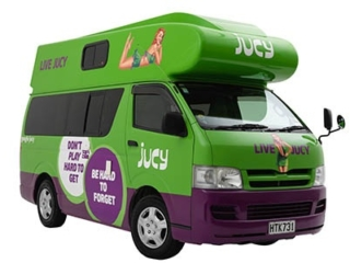 Jucy Chaser Camper