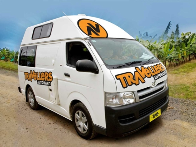 Travellers Autobarn Budget Camper