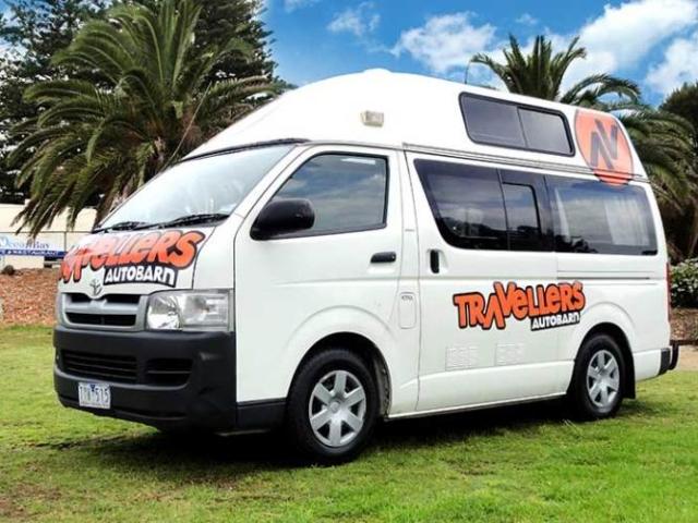 Travellers Autobarn Hitop Campervan