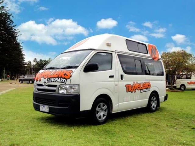 Travellers Autobarn Kuga Campervan
