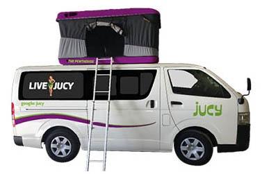 Jucy Compass Camper