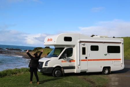 Britz Explorer Camper