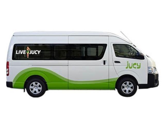 Jucy Coaster Camper
