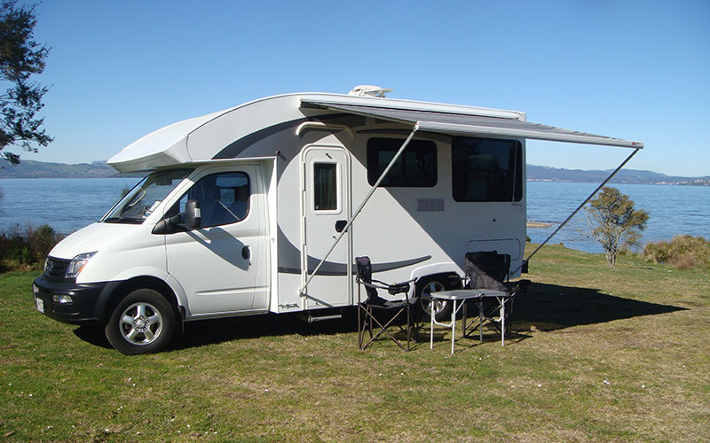 Ace 4 Berth 2015 Kea Breeze Camper