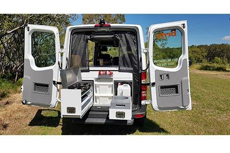 Britz 4WD Scout Camper