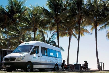 Maui Ultima Camper