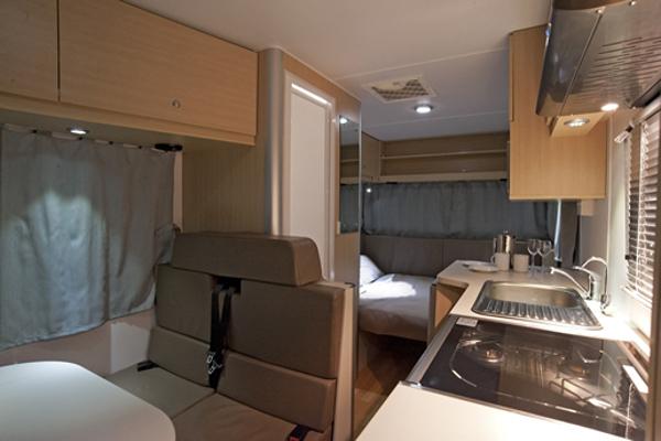 Wendekreisen Koru 6 Bett Camper