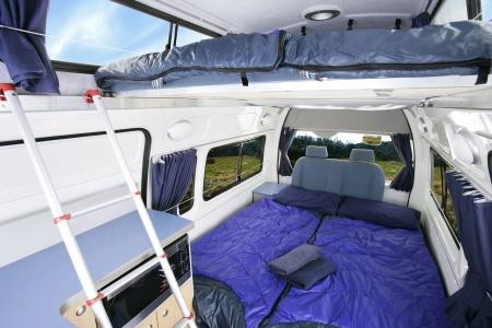 Britz Voyager Camper