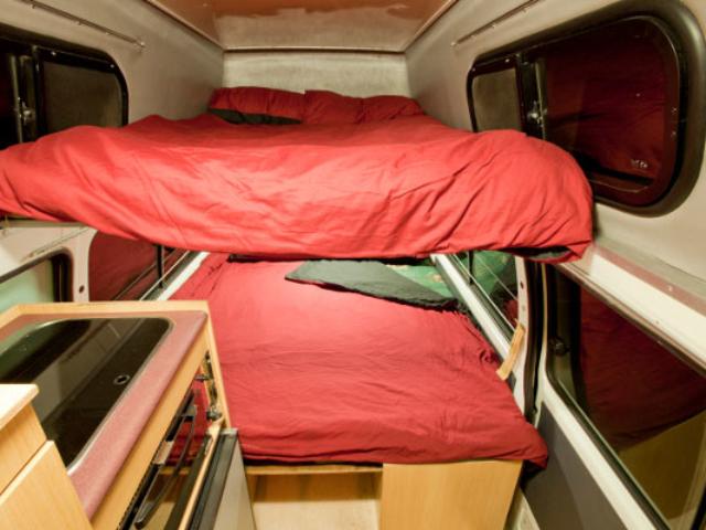 Wendekreisen 2+1 Premium Camper