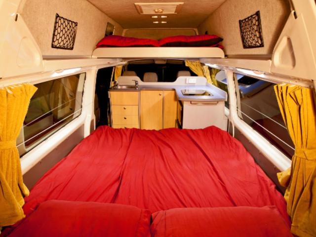 Wendekreisen Koru 2 Bett Camper