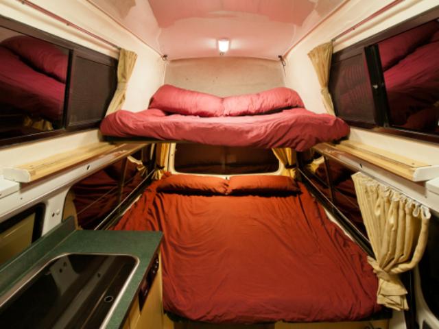 Wendekreisen - Koru 2+1 Bett