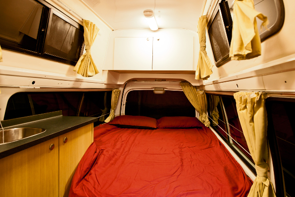 Wendekreisen Koru 2 Bett ST Camper
