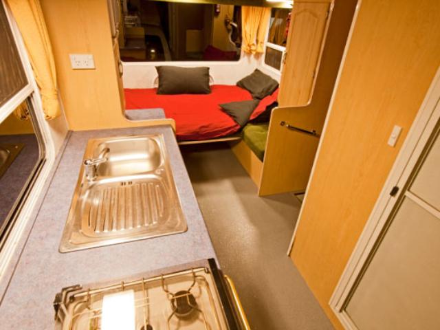 Wendekreisen Budget 4 Bett Camper