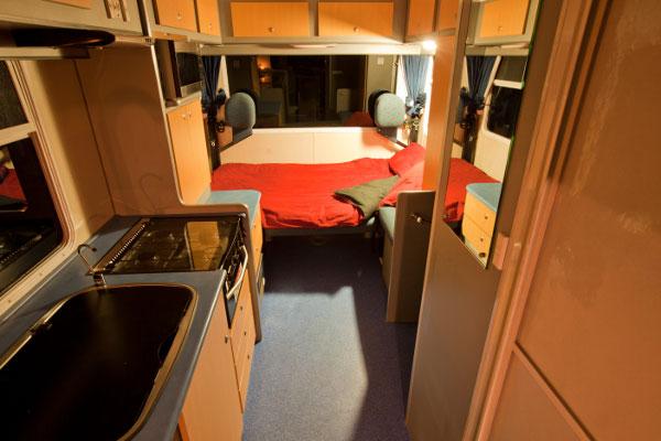 Wendekreisen Koru 4 Bett Camper