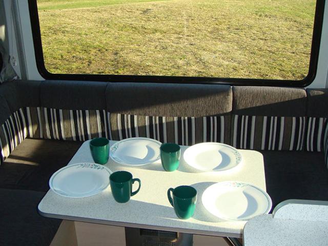 Ace 4 Berth 2015 Kea Breeze Camper