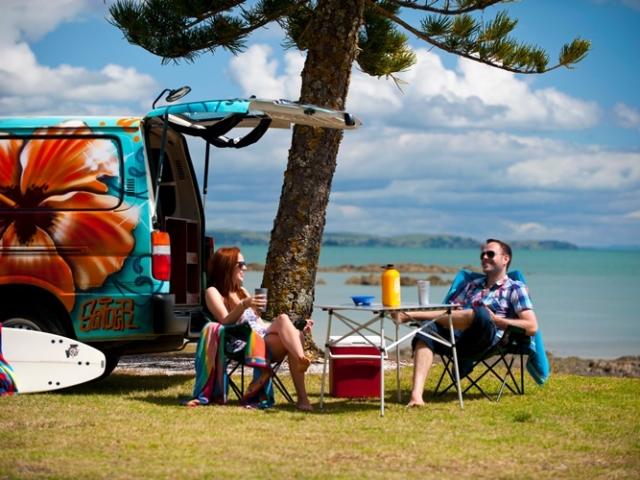 Travellers Autobarn Escape Camper