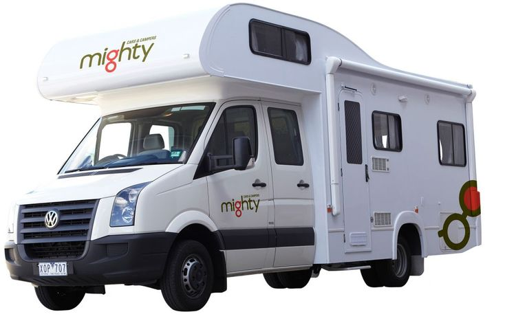 Mighty Big Six Camper