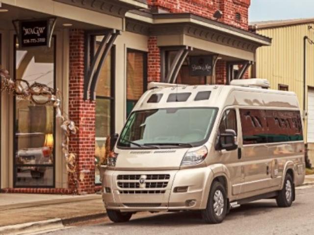 Best Time RV B21 Wohnmobil mieten USA