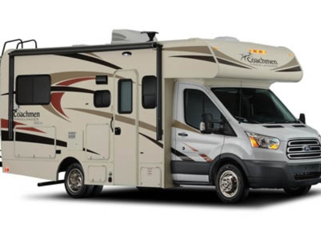 Best Time RV D22 Coachmen Freelander Wohnmobil mieten USA