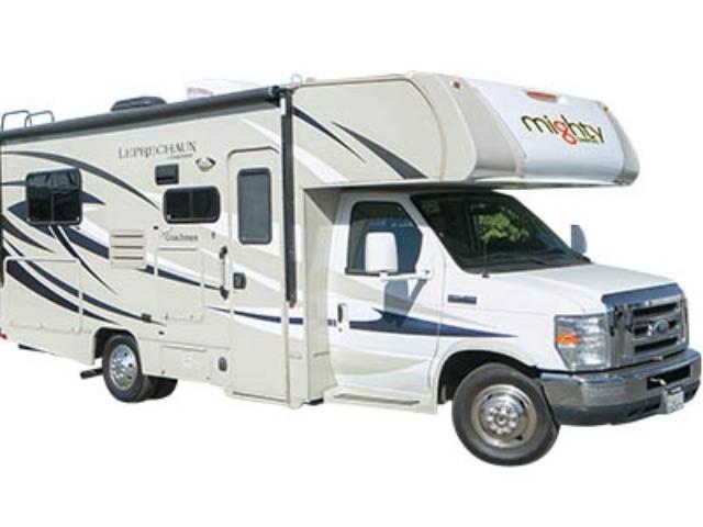 Mighty M22 Wohnmobil mieten USA