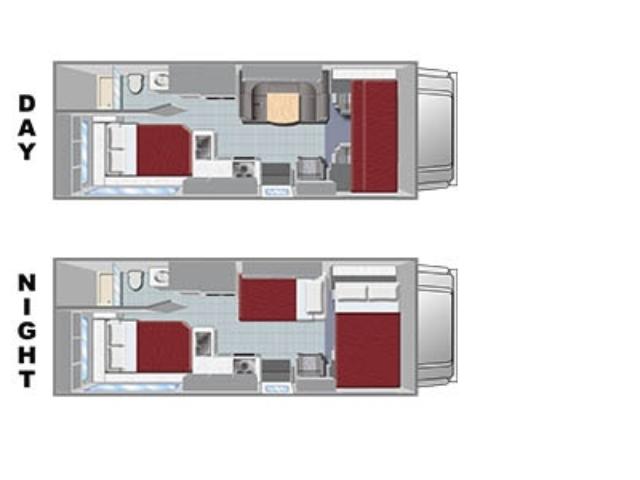 El Monte RV C25 Wohnmobil mieten