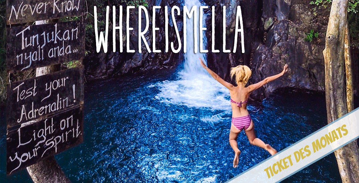 Whereismella